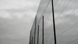 Diagonalgeflechtzaun mit Ballfänger-BIAUS-HSB-MM-110021100000-120830-03
