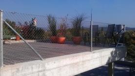 Diagonalgeflecht an Geländer montiert-BIAUS-HSB-MM-110008100000-111003-19