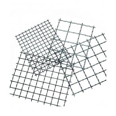 grillage ondul en fil de fer rond galvanis treillis produits de fil. Black Bedroom Furniture Sets. Home Design Ideas