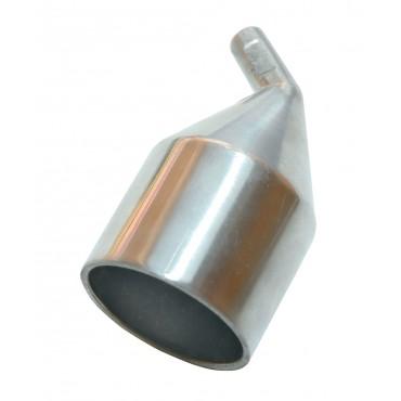 Pointe de contrefiche en aluminium