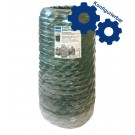 Grillage simple torsion plastifié vert