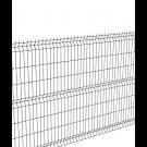 Panneaux rectangulaires en acier galvanisés à chaud et plastifiés