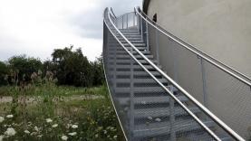 Diagonalgeflecht an Geländer Masche 15mm-BIAUS-HSB-MM-120002200000-140723-07