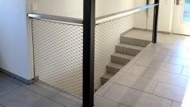 Geländer mit Drahtseilnetzfüllung-BIAUS-HSB-MS-120027200000-130703-01