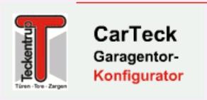 Garagentorkonfigurator